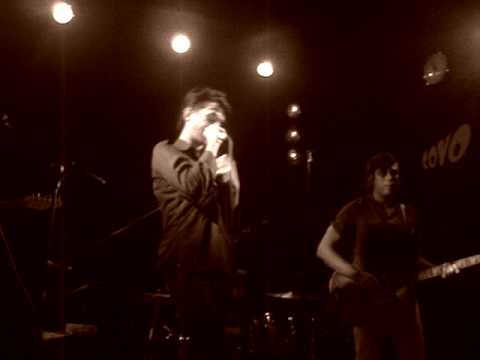 The Rakes - Work Work Work (Pub, Club, Sleep) live @ Il Covo Club [Bologna]