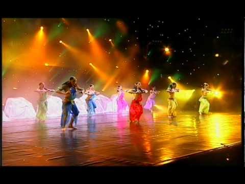 Балет Аллы Духовой Тодес -  Индия
