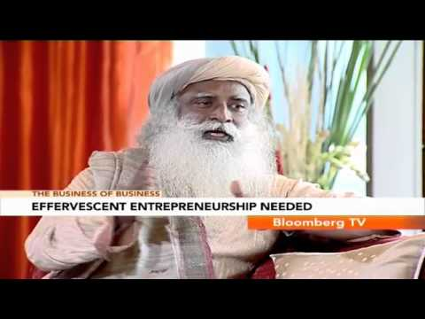 Insight- All Ideas Should Not Be Monetized: Sadhguru video