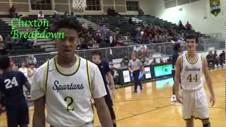 "ESPN 2019 Top-10 Recruit Trendon Watford ""Straight Fire"""