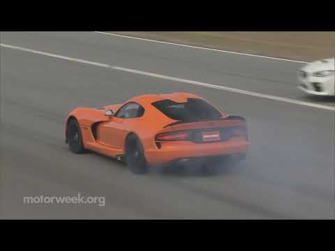 Road Test: 2014 SRT Viper TA