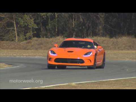 Road Test: 2014 SRT Viper