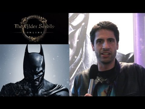 Batman: Arkham Origins & The Elder Scrolls Online - HANDS ON - PAX Prime 2013