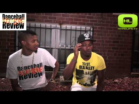 Gage Asked If Vybz Kartel Is Recording Behind Bars, QQ Gone Or Not DMR 2014 Episode 7 pt 1