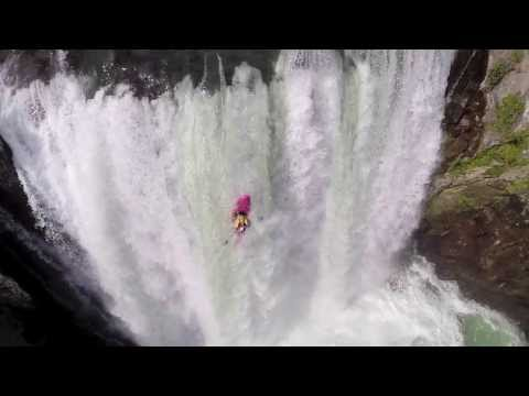 GoPro- Mexican Waterfalls with team Jackson Kayak