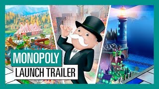 MONOPOLY for Nintendo Switch - Launch Trailer