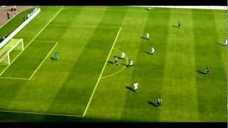PES 2013 DEMO The Best Goal 3 week