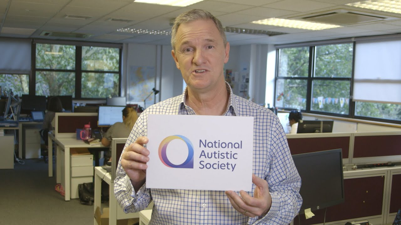 Mark Lever on the National Autistic Society's new vision, mission and logo