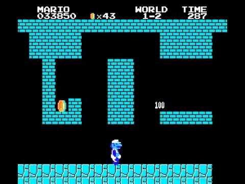 Adventures of Ice Mario - Adventures of Ice Mario World 1 (NES) - User video