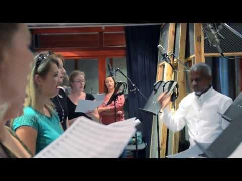 Ilaiyaraaja's MEGHA Recording with Hungary Musicians - Teaser 2