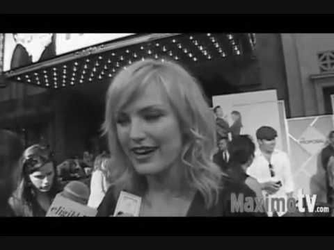 Malin Akerman ( Proposal Premiere Tribute )