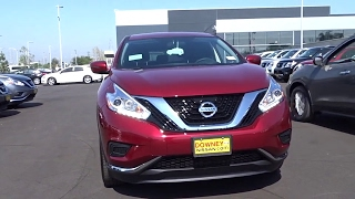 2017 Nissan Murano Cerritos, Los Angeles, Buena Park, South Bay, Downey, CA 171774