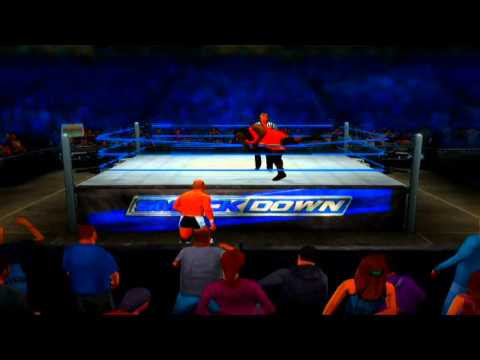 [WWE 12] Smackdown June 15th 2012 Part 3