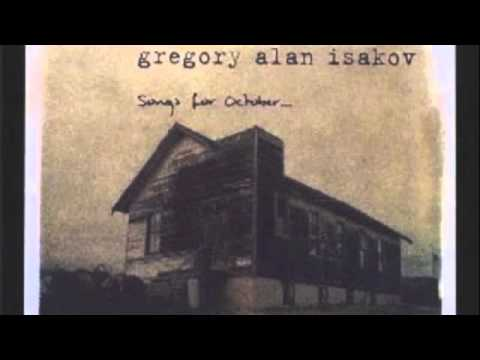 Gregory Alan Isakov - Black And Blue