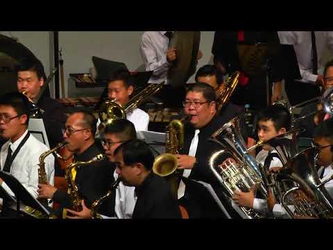 Encore มาร์ชชมพูฟ้า - Suankularb Concert Band Centennial Celebration Concert
