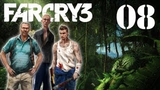 Let's Play Together Farcry 3 #008 - Aufm Floß ist was los [720] [deutsch]