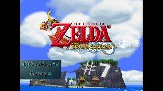 The Legend of Zelda, The Wind Waker- Episode 7: Link's First Job