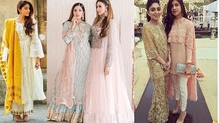 Eid Special Latest Designer dresses 2018 || latest traditional suit Designs for Eid 2018 ||