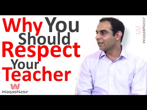 """why should we respect teachers The children moaned and many tried to object at the decision of the teacher yet the teacher wouldn't change his mind """"you will have to write a 560 word essay with the title 'why we should respect our teachers' and bring it to me tomorrow"""" said the teacher."""