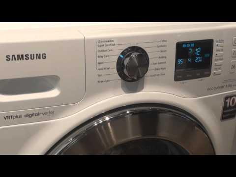 Pralka Samsung Eco Bubble™ Slim 45 cm