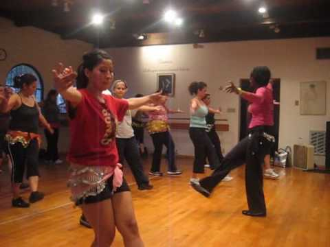 Zumba - Cool Down With Sahara Oasis video