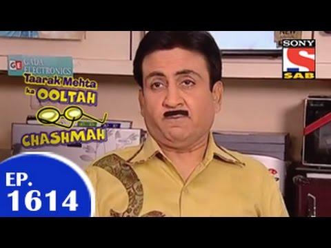 Taarak Mehta Ka Ooltah Chashmah - तारक मेहता - Episode 1614 - 24th February 2015 video