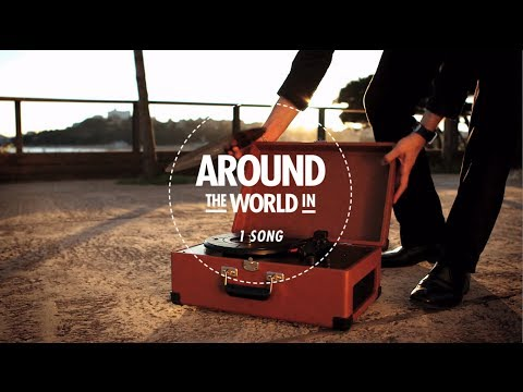 Heineken | Around the world in 1 song
