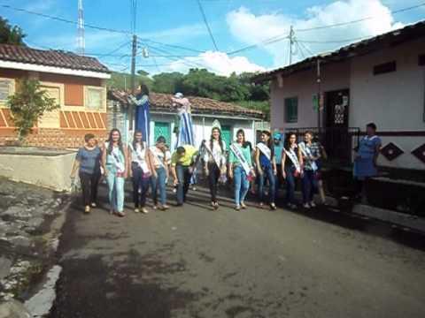 Desfile de Correo / Bolívar, La Unión / El Salvador / Arte y Talento / 2014 (11)