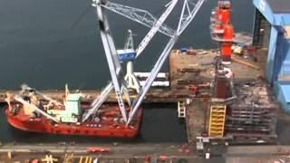 Construction of HiLoad® DP No. 1
