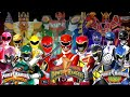 Power Rangers Dino Charge Team Up Part 2