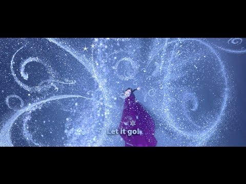 Disney S Frozen Let It Go Sing Along Version