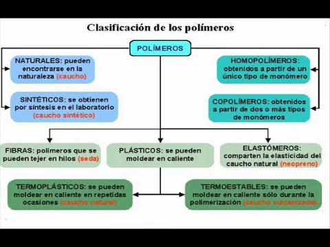 Los Polimeros y Plasticos (QUIM-3002-M95)