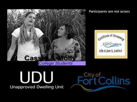view Unapproved Dwelling Units video