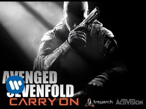 Avenged Sevenfold Carry On Available Now Audio