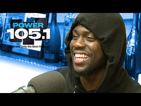 Kevin Hart Interview at The Breakfast Club Power 105.1 (01/16/2015)