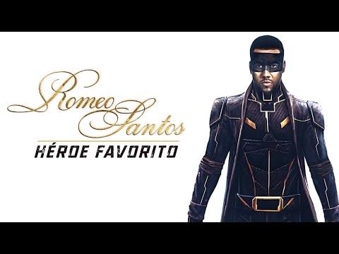 Romeo Santos - Héroe Favorito (Audio)