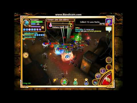 Arcane legends I Playing Lovecraft Event 2016!