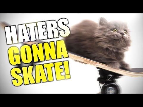 Skate 3 - FUNNY MOMENTS - Part 1 Music Videos