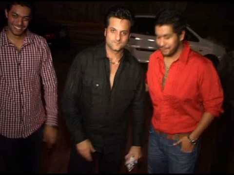 Bappa Lahiri at music success bash of Jai Veeru