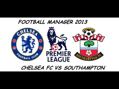 FM 2013 - Chelsea Fc - S1 - E36 - Expiring Contracts - vs Southamption