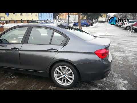 Nowe nieoznakowane BMW w siedleckiej Policji 2018