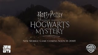 Harry Potter: Hogwarts Mystery, A New Mobile Game | J.K. Rowling's Wizarding World