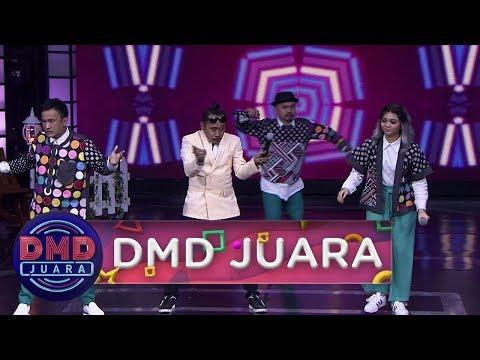 Makin Malam Makin Seru! Goyang Tetew Dan Tatata bareng Raja - DMD Juara (11/9)