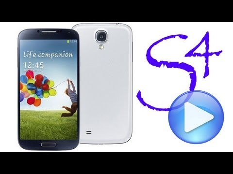 HDC Galaxy S4 Quad Core 13.0MP Camera Clone Samsung cell phone