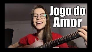 download musica Jogo Do Amor - Mc Bruninho Thayná Bitencourt - cover