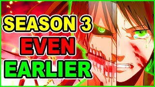 HYPE! Attack on Titan Season 3 COMING EARLIER! Attack on Titan Season 3 Anime Expo 2018 World Premie