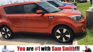 2019 Kia Soul + Wild Orange. Call Sam Now 832-385-4161