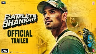 Official Trailer: Satellite Shankar | Sooraj Pancholi, Megha Akash | Irfan Kamal | 15 Nov 2019