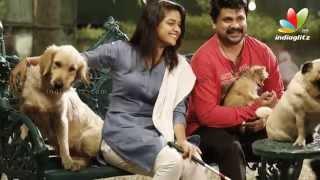 Honey Rose & Keerthi in Dileep