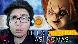 Chucky (La Trilogía)   Te Lo Resumo Así Nomás   GoDFreddY   Reacción